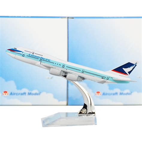 Miniatur Diecast Replika Pesawat Cathai Pasific compare prices on cathay pacific airplanes