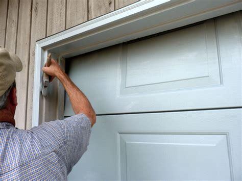 How To Install Garage Doors How To Paint A Garage Door In 7 Simple Steps