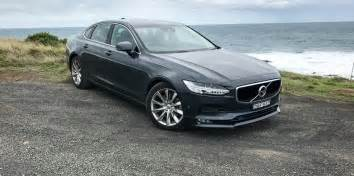 Volvo S 90 2017 Volvo S90 D4 Review Term Report Two Highway