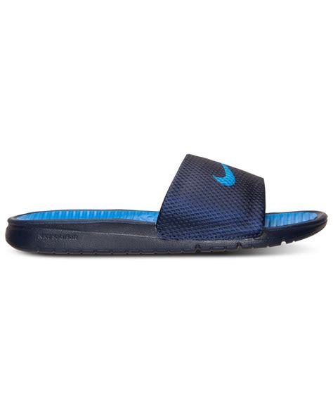 Nike Sandals Comfort Slide 2 Nike Men S Benassi Solarsoft Slide Sandals From Finish