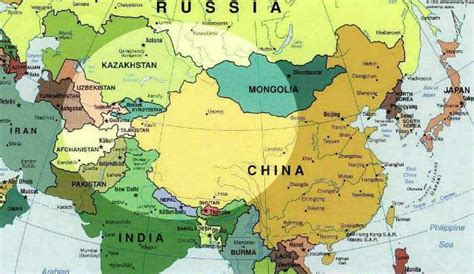 Proses Asia Dan Timur Tengah daftar daftar negara negara asia tengah beserta ibukotanya