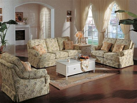 country sofa sets amazing floral sofa set american country style romatic