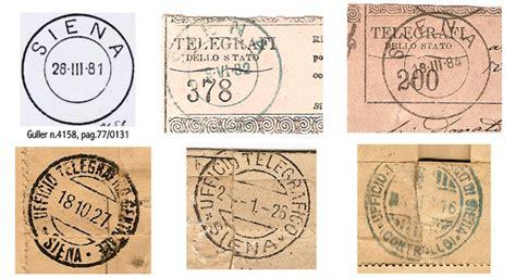 uffici postali siena il postalista e la storia postale toscana