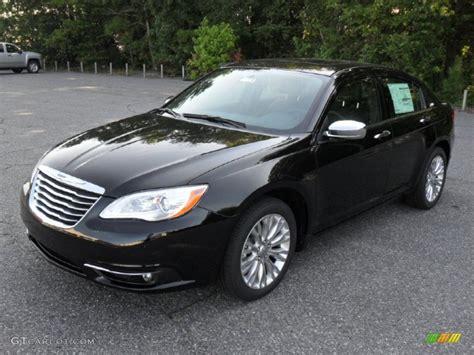 Chrysler 200 Black by 2011 Black Chrysler 200 Limited 52809251 Gtcarlot