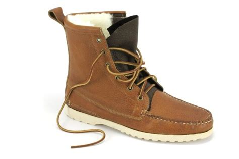 quoddy grizzly boot sheepskin lined grizzly boot quoddy footwear