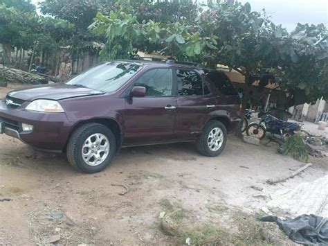 acura jeep 2003 a registered honda acura mdx jeep 4 sale 2003 model