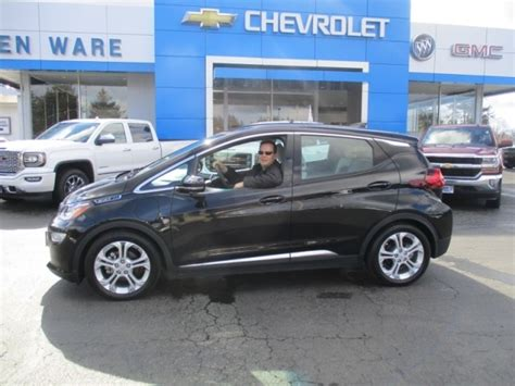 chevrolet all electric car this family has two chevy bolt ev electric cars uses no