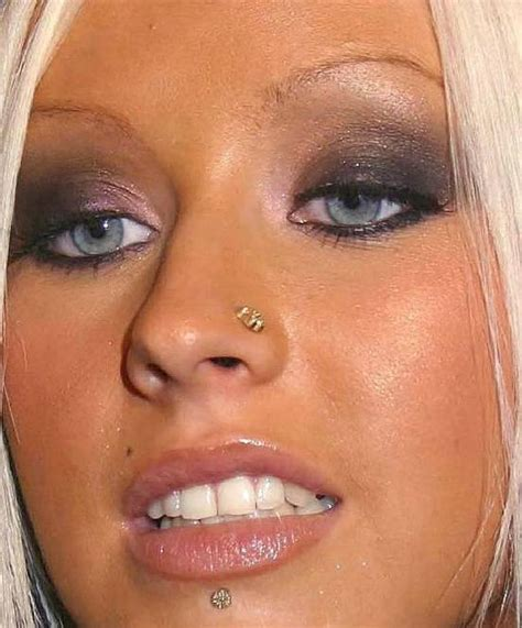 aguilera eye color 31 i if did not eyebrows