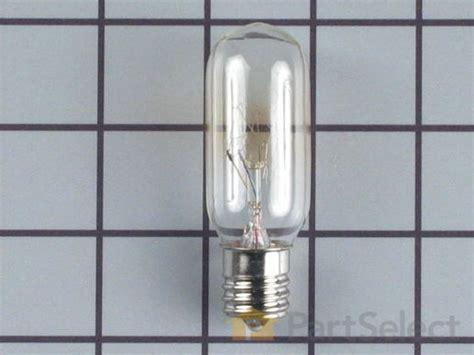 whirlpool microwave light bulb whirlpool r0713676 microwave light bulb 40w partselect ca