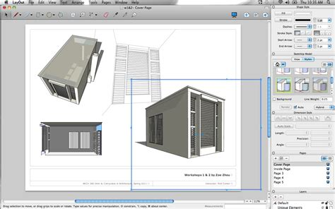 Useful Kitchen Tools sketchup zoe architecture design