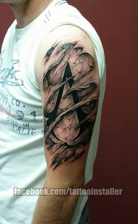 assassins creed tattoo tumblr best 25 stone tattoo ideas on pinterest ruby tattoo