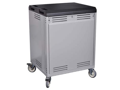 18 laptop chromebook computer charging cart from 540 00 connect18 mobile device cart chromebook and notebook