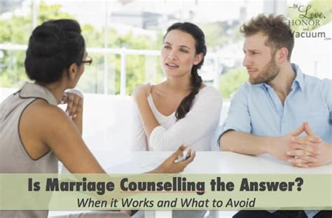 marriage work avoiding the pitfalls and achieving success books does marriage counseling work pitfalls to avoid and what
