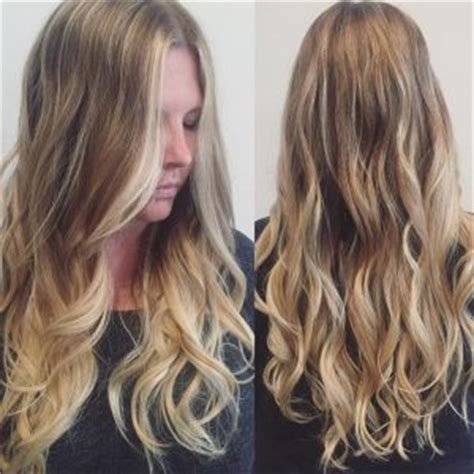 Blonde Highlights On Light Brown Hair All You Need To Know About Balayage Ombre And Sombre Hair