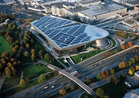 Bmw Motorrad Factory Tours by Bmw Welt In Its Seventh Year Still Looks Cutting Edge