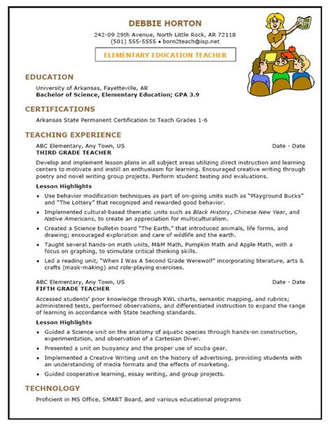 posts sle resume templates and on