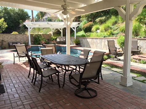 california patio furniture restoration outdoor furniture