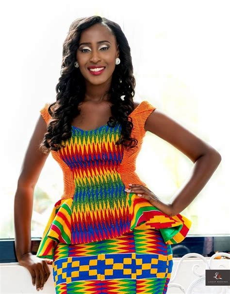 ghanaian ladies straight dress 17 best images about unique kente styles on pinterest to