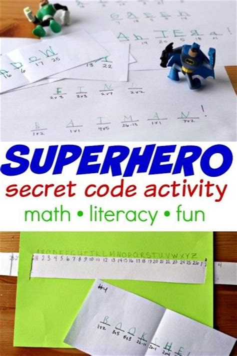 secret activity compute find a secret code activity for learning