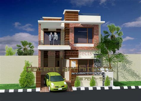 home design small home interior exterior plan decent small house