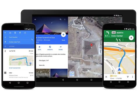 google updated with material design for android lollipop google maps gets down with the material design uber and
