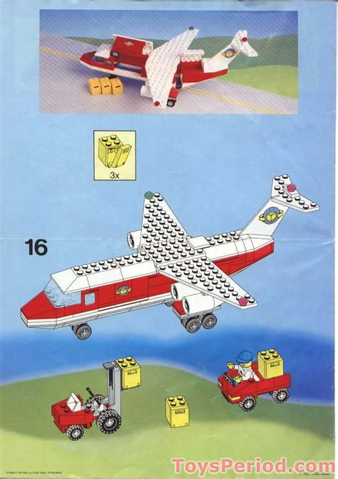 lego 6375 1 trans air carrier set parts inventory and lego reference guide