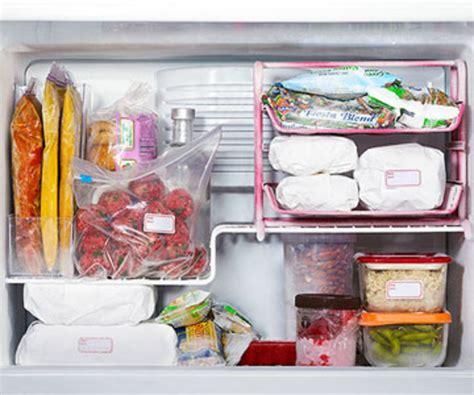 stock organize  freezer rachael ray  day