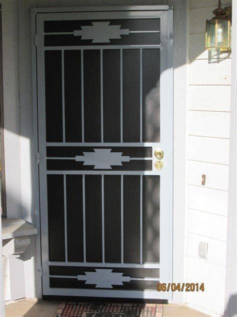 anaconda garage door screen screen door screen doors