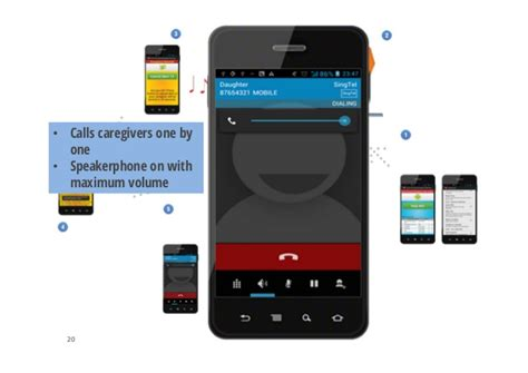 emergency alerts android android emergency alert with fall detection