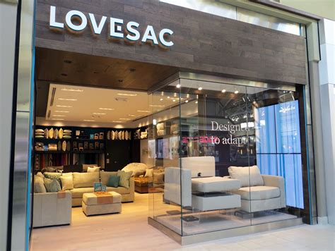 the lovesac store lovesac unveils new generation store design concept the