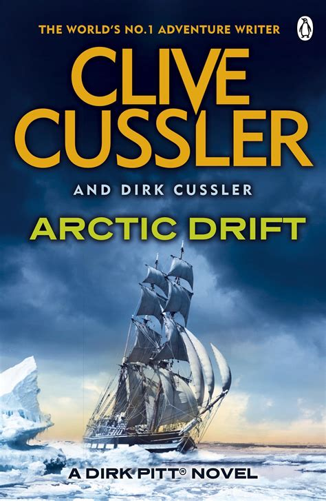 arctic drift dirk pitt b006c3q35k arctic drift a dirk pitt adventure penguin books australia