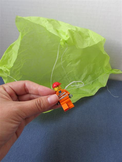 How To Make A Parachute With Tissue Paper - 301 moved permanently