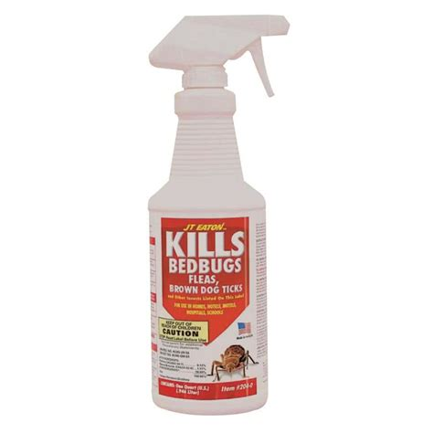 bed bug spray jt eaton 204 o bed bug spray 32 oz oil based