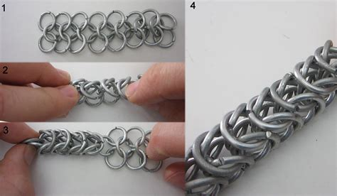 how to make chain diy hacks how to s chainmail make