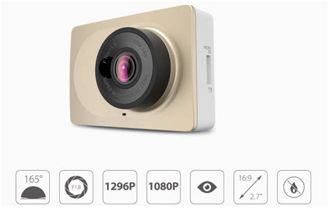 Sale Xiaomi Xiaoyi 1080p Wifi Car Dvr With Adas Sistem Hita xiaomi mi xiaoyi yi smart car dvr wif end 3 7 2019 4 15 pm