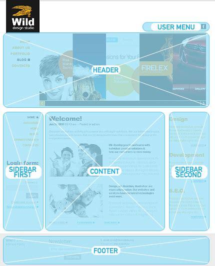 layout view drupal design studio drupal template web design templates