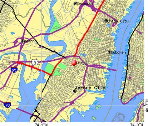 zip code map jersey city 07306 zip code jersey city new jersey profile homes