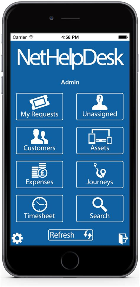 3 mobile help help desk software smartphone apps