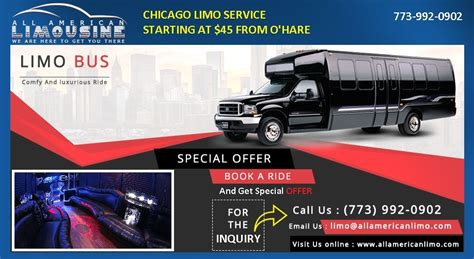 american limousine service chicago from 45 chicago limo service car service from o hare