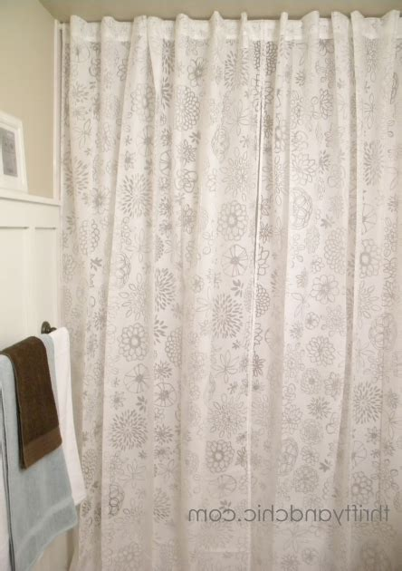 normal curtain sizes awesome thrifty and chic diy projects and home decor
