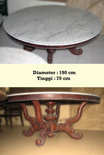 meja marmer kuno galeri barang antik meja marmer kuno