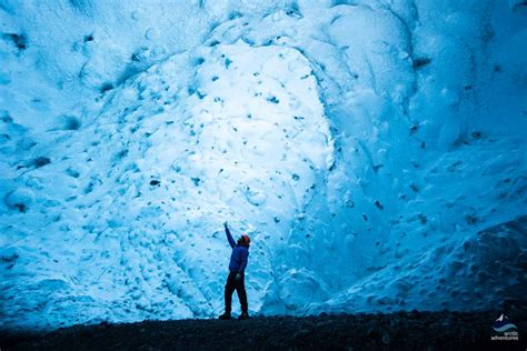 crystal ice cave iceland crystal ice cave tour in vatnaj 246 kull iceland arctic adventures