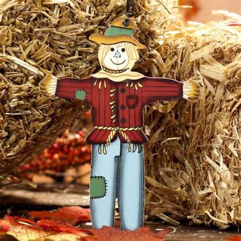 wooden fall decorations fall harvest scarecrow painted wooden ornament signs