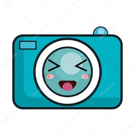 photo clipart m 225 quina fotogr 225 fica de desenhos animados de kawaii vetor