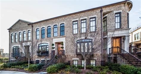 Buckhead Luxury Homes Buckhead Townhomes For Sale
