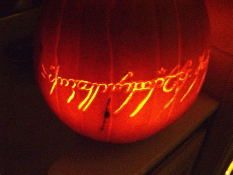one pumpkin to rule them all from lord of the rings 27 geeky pumpkins to inspire your