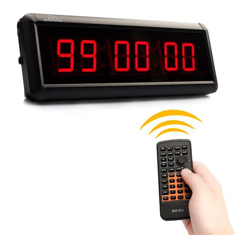 aliexpress buy 1 5 inch 6digits wall clock led