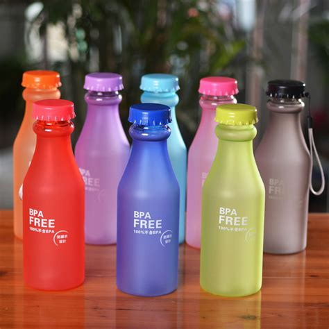 Botol Minum Bpa Free Colorful Unbreakable Bottle 350ml Sm 8033 Gre botol minum bpa free 550ml blue jakartanotebook