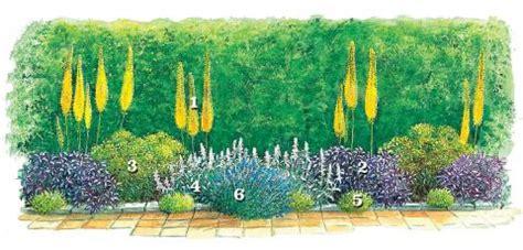 Schmale Beete Vor Hecke Und Mauer Bepflanzen by Schmale Beete Effektvoll Bepflanzen Mein Sch 246 Ner Garten