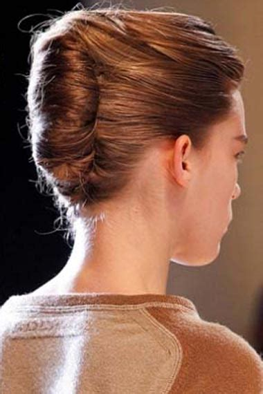 How To Do A French Twist Braid Hairstyles